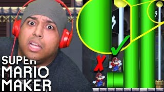 HOW TF AM I SUPPOSED TO KNOW THIS!!?? [SUPER MARIO MAKER] [#174]