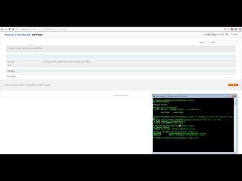 Ejemplo basico de uso de Git por comandos