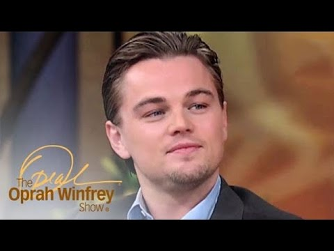 3 Little Known Facts About Leonardo DiCaprio | The Oprah Winfrey Show | Oprah Winfrey Network