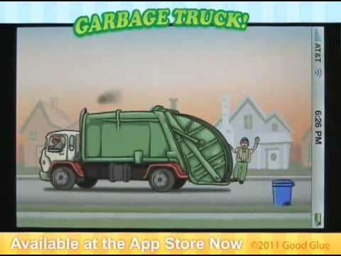 Garbage Truck!  iPhone/iPad App
