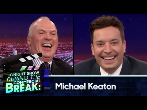 During Commercial Break: Michael Keaton thumbnail