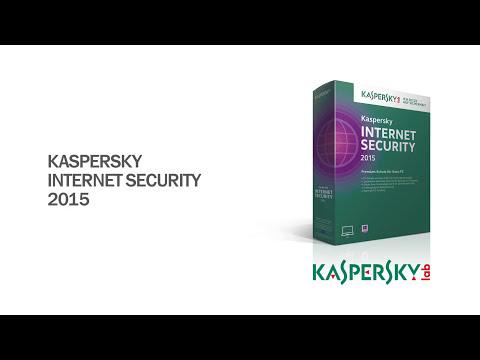 Kaspersky Internet Security 2015 - Webcam