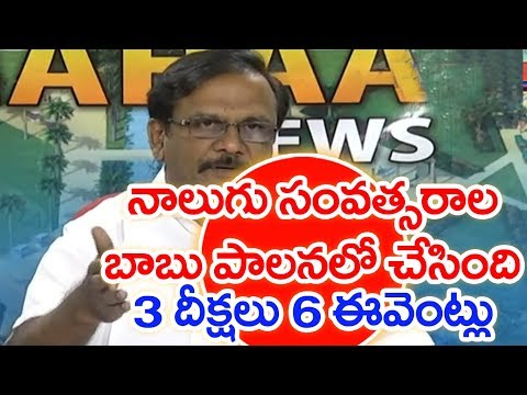 Andhra Pradesh Is Not Developing Because Of CM Chandrababu Naidu | YCP Leader Madhu | #SunriseShow