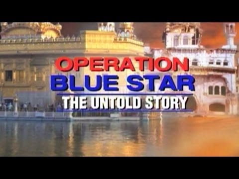 Operation Blue Star - The controversial Indian military operation