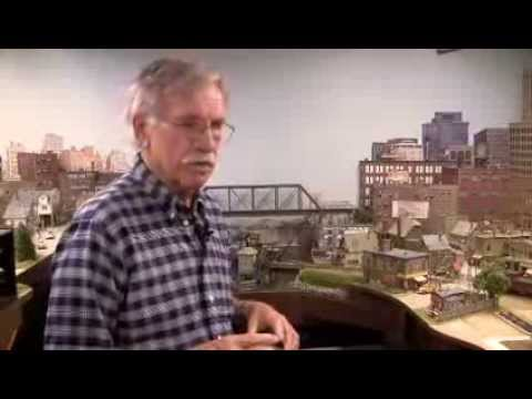 John Elwood HO Scale Model Railroad