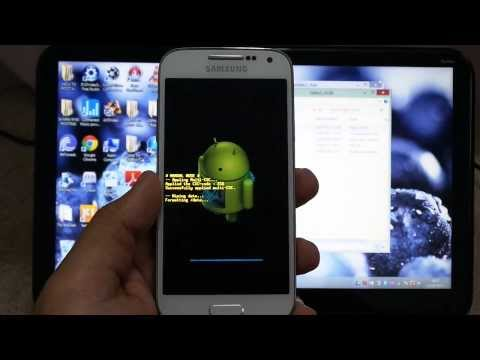 How To Root & Unroot Samsung Galaxy S4 Mini I9190 & I9195 In Easy & Safe Way