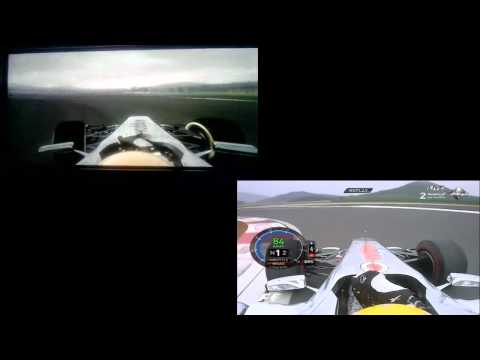 Random video | Formula 1 Real/Game 2011 onboard Lewis Hamilton | South Korea without TC