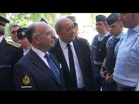 France Security: Government extending state of emergency