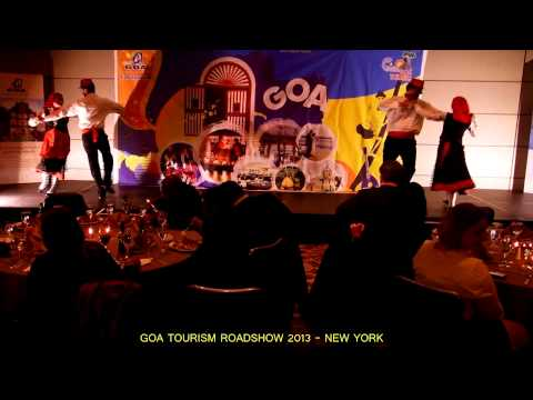 Playmusician - Goa Tourism Roadshow 2013 - Newyork video