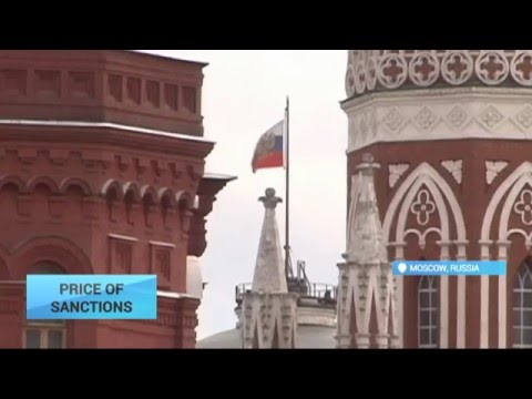 Price of Sanctions: Russia lost 250 billion USD during two years under sanctions