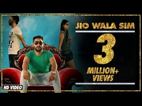 JIO WALA SIM (Full Video) | LAVI VIRK | Latest Punjabi Video Songs 2016