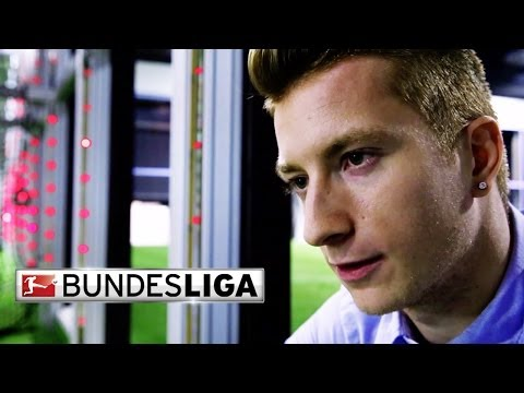 Marco Reus - Amazing Football Technique from the Borussia Dortmund Star