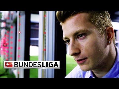 Marco Reus - Amazing Football Technique from the Borussia Dortmund Star