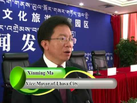 Ep.29-Development of Tibet's Largest Cultural Tourism and Creative Park -- BONTV