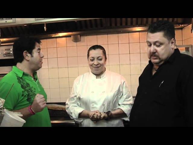 Lupe Elizalde & Nick Cervera from Mole Restaurants featured on Beyond the Dish