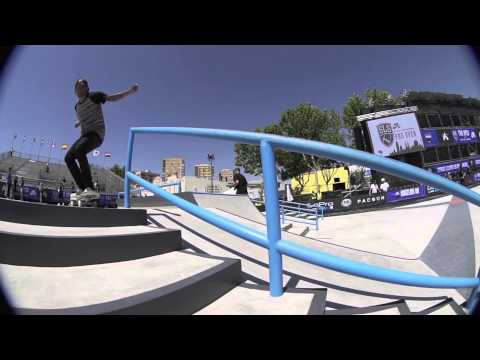CHAZ ORTIZ STREET LEAGUE BARCELONA 2015