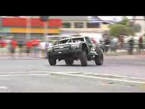 Robby Gordon Baja 500 Trophy Truck Drift