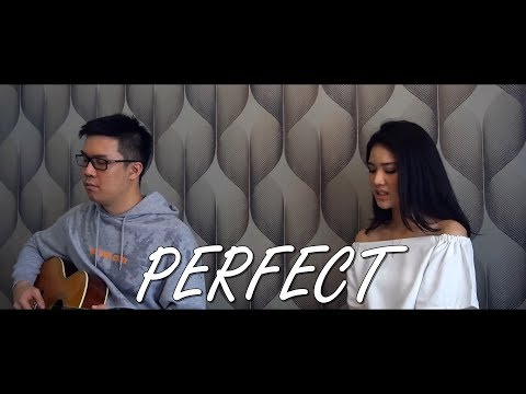 Cover Lagu Ed Sheeran - Perfect (Cover by Devin & Karen)