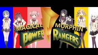Magical Morphin Power ? Rangers