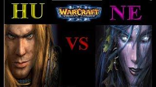 Warcraft 3 1vs1 #065 Human vs Nightelf [Deutsch/German] Let's Play WC 3 The Frozen Throne