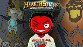 "Hearthstone: Tavern Brawl! - ""Start with 10 MANA!"" (vs H2O Delirious)"