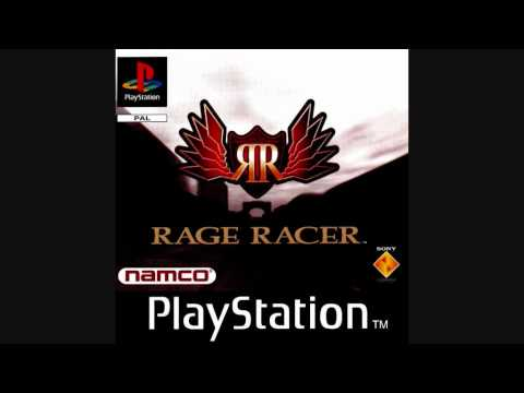 Rage Racer Soundtrack - #2 - Rage Racer