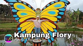Kampung Flory spot wisata baru di jogja