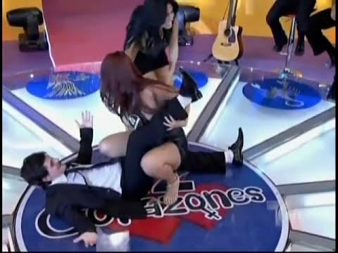 12 Corazones Mini Faldas Culazo *.*