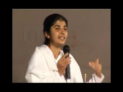 Healing Relations (part 1) - Bk Shivani (hindi) video