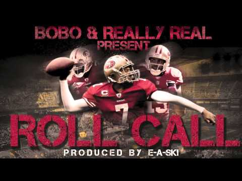 Roll Call Graphics Roll Call 49ers Anthem