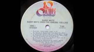 Watch Barry White Playing Your Game video