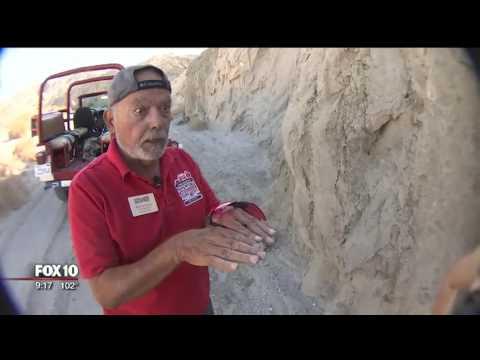 Special look into San Andreas Fault