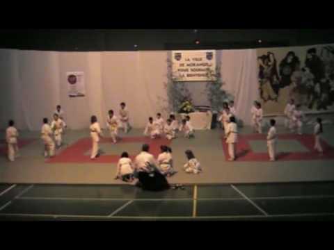 CMOM Aikido - 07.02.2009 - Gala des Arts Martiaux (Aikido) 8/11
