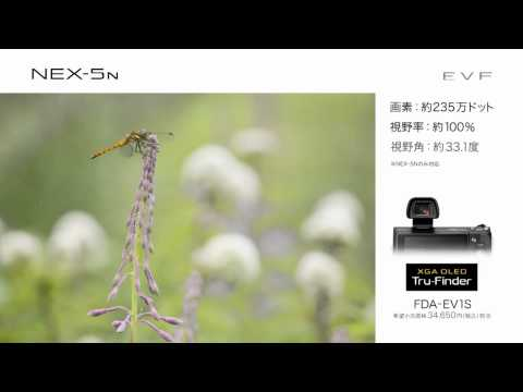 Sony  NEX-5N  Promo Video (Japan Version) HD