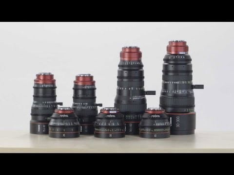 Canon Cinema EOS Line: Part 5