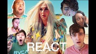 People React to Kesha