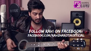 Toh Phir Aao | Guitar cover with Chords featuring Ravi Zharotia | Chordsguru