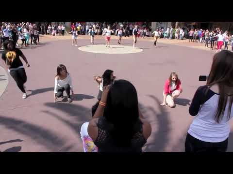 1D Flash Mob LA OFFICIAL