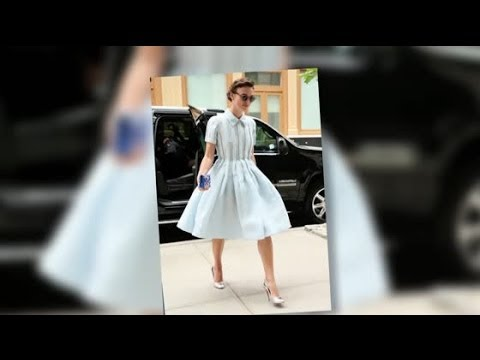 Keira Knightley is the Ultimate Fashionista