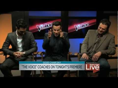 """The Voice"" Season 4 First Look!"