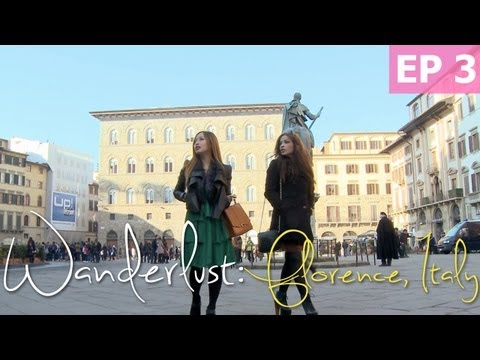 Admiring the Art of Florence | Wanderlust: Florence, Italy [Episode 3/4]