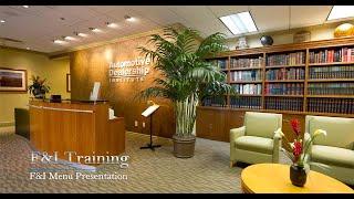 Automotive Dealership Institute -