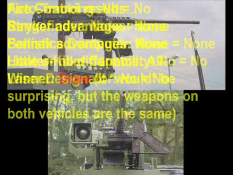 Dare to Compare --- M1127 Stryker RV Vs Fennek!