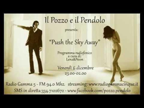 """Il Pozzo e il Pendolo """"A Night With Nick Cave"""""""