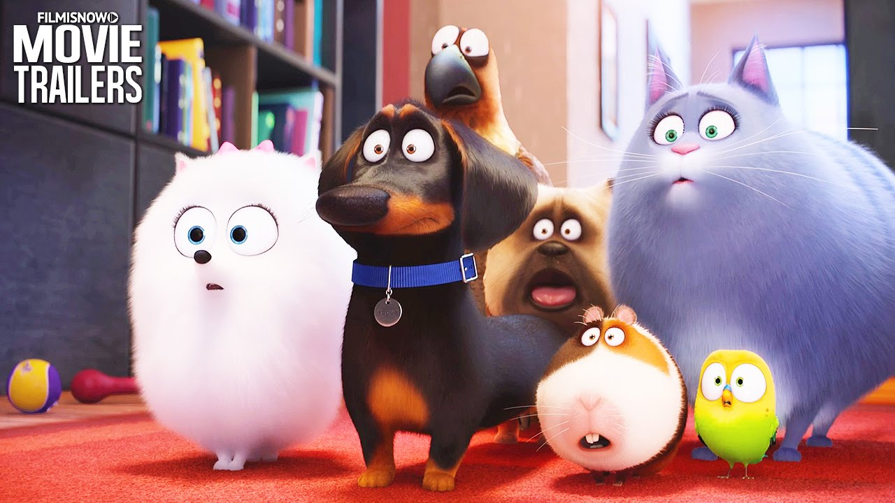 The Secret Life of Pets | NEW Trailer #3 [Animation 2016] HD