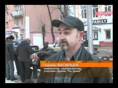 Восстановление памятника Михаилу Кругу