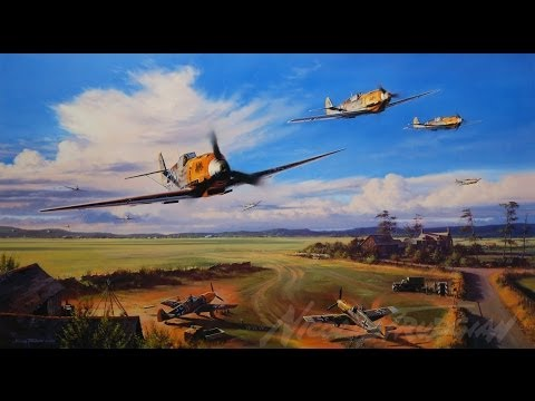 War Thunder. Гайд по немецким самолетам. Ломаем стереотипы в аркаде!