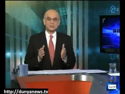 Dunya News at 8 With Malick - 03-01-2013