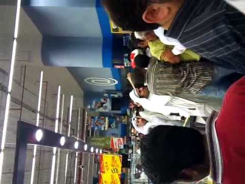 Sexy Customer Service At Geant Kuwait. video