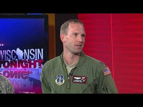 Pilot of KC-135 Makes Emergency Landing